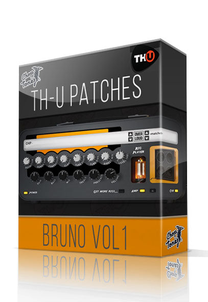 Bruno vol.1 for Overloud TH-U