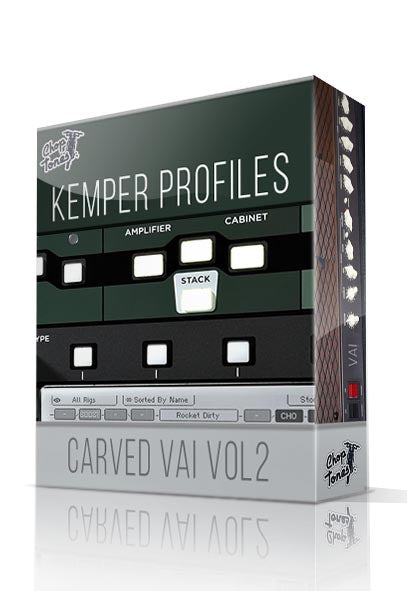 Carved Vai vol.2 Kemper Profiles - ChopTones