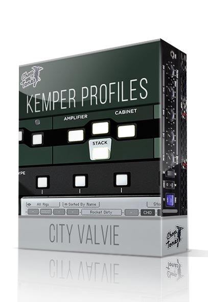 City Valvie Kemper Profiles - ChopTones