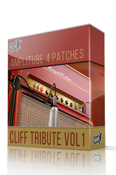 Cliff Tribute Vol.1 for Amplitube 4