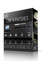 Death Metal Extreme Vol.1 for POD HD Series