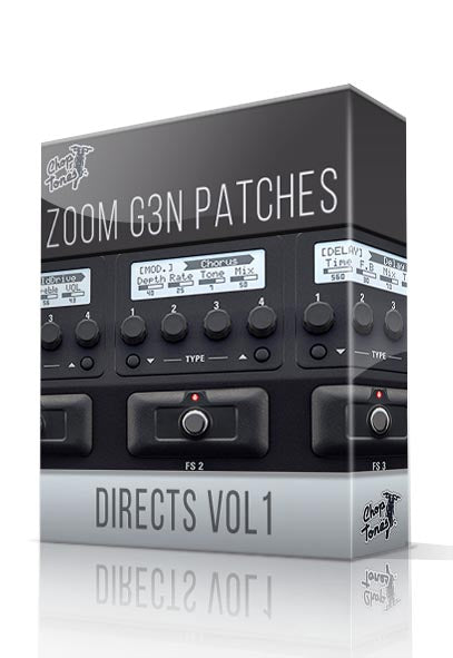 Directs vol.1 for G3n/G3Xn