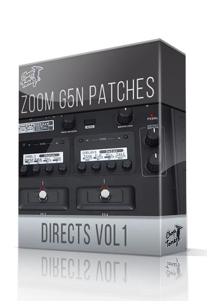 Directs vol.1 for G5n - ChopTones