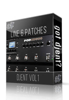 Djent Vol.1 for POD HD Series - ChopTones