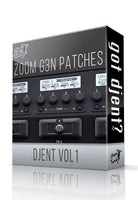 Djent vol.1 for G3n/G3Xn - ChopTones