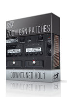Downtuned vol.1 for G5n - ChopTones