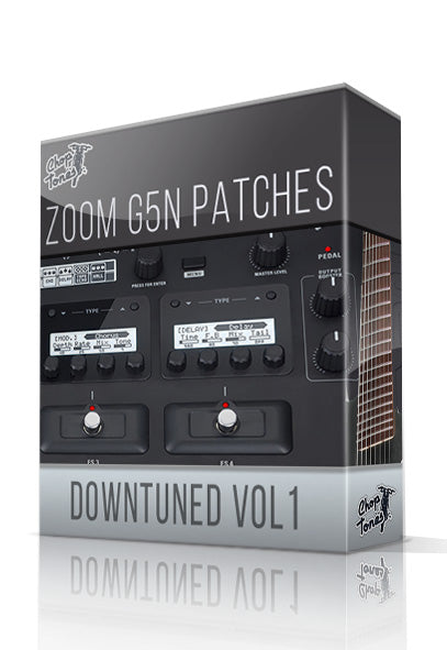 Downtuned vol.1 for G5n