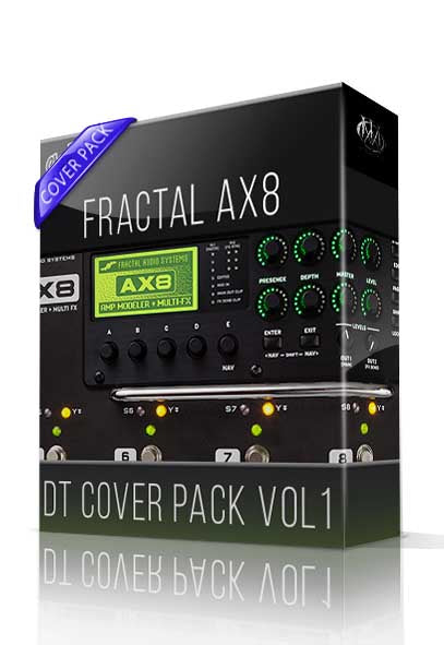 DT Cover Pack vol.1 for AX8 - ChopTones