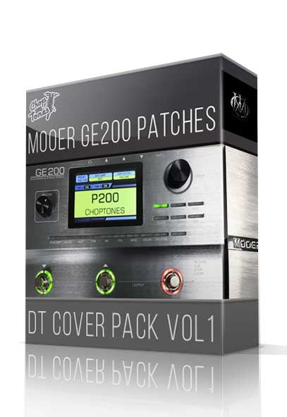 DT Cover Pack vol.1 for GE200 - ChopTones