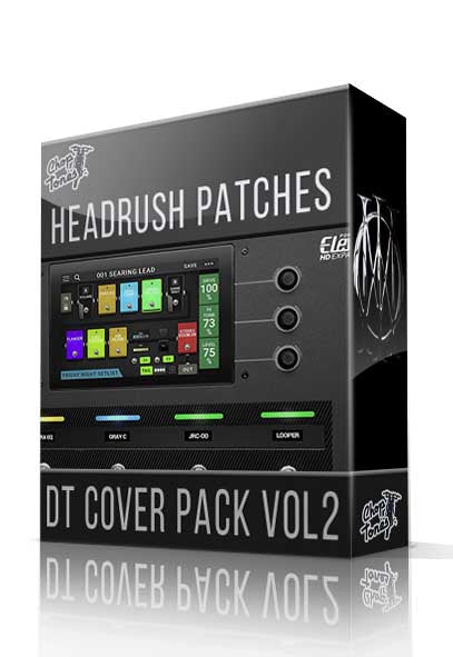 DT Cover Pack Vol.2 for Headrush