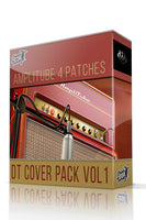 DT Cover Pack Vol.1 for Amplitube 4 - ChopTones