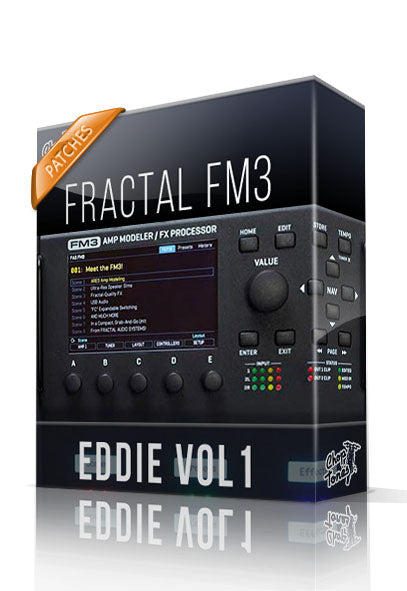 Eddi3 vol.1 for FM3