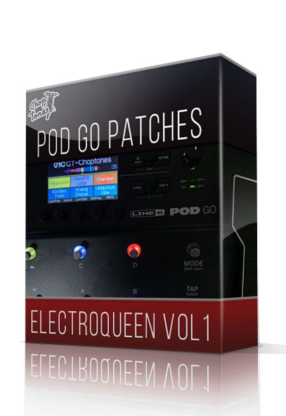 Electro Queen Vol.1 for POD Go