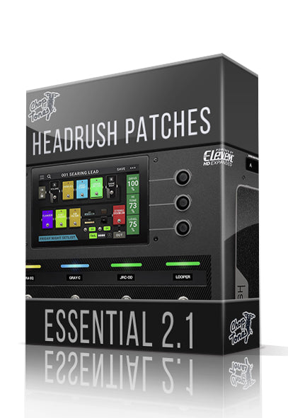 Essential 2.1 for Headrush - ChopTones