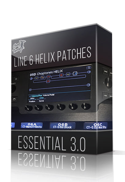 Essential 3.0 for Line 6 Helix