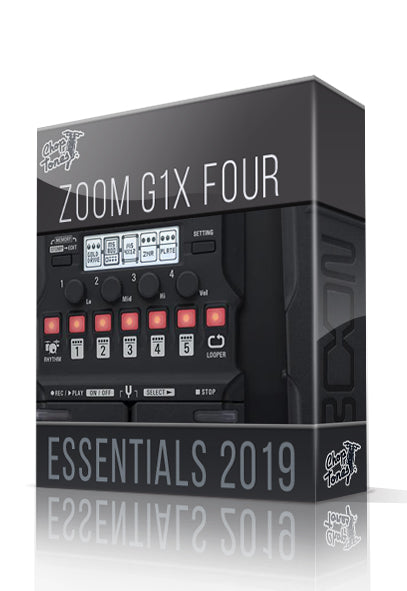 Essentials 2019 for G1X / G1 Four