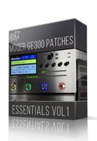 Essentials vol.1 for GE300 - ChopTones