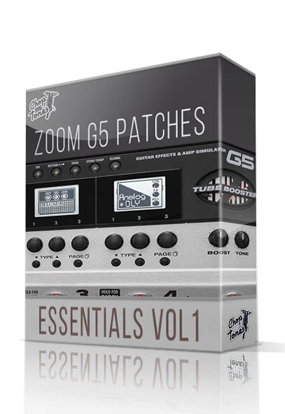 Essentials vol.1 for G5 - ChopTones