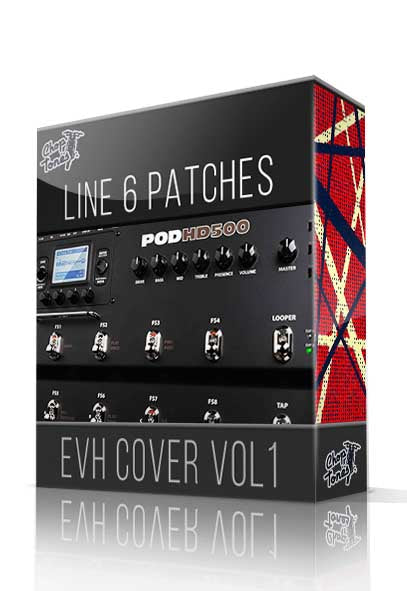 EVH Cover Vol.1 for POD HD Series