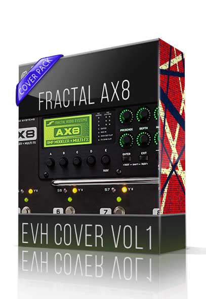EVH Cover vol.1 for AX8