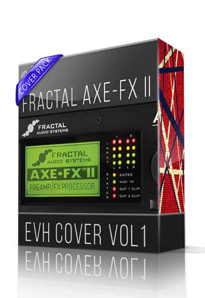 EVH Cover vol.1 for AXE-FX II - ChopTones