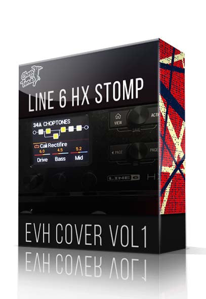 EVH Cover Vol.1 for HX Stomp