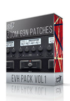 EVH Cover vol.1 for G3n/G3Xn