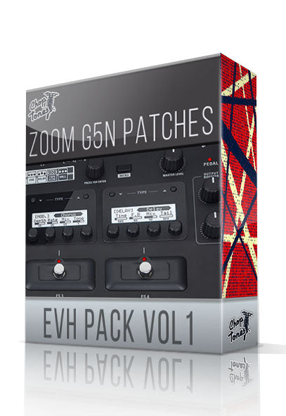 EVH Cover vol.1 for G5n