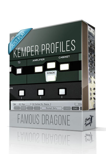 Famous Dragone Just Play Kemper Profiles - ChopTones