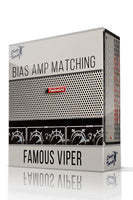 Famous Viper Bias Amp Matching - ChopTones