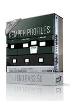Fend Bass 50 Bass Pack Kemper Profiles