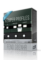 Fend GBenHR Just Play Kemper Profiles - ChopTones