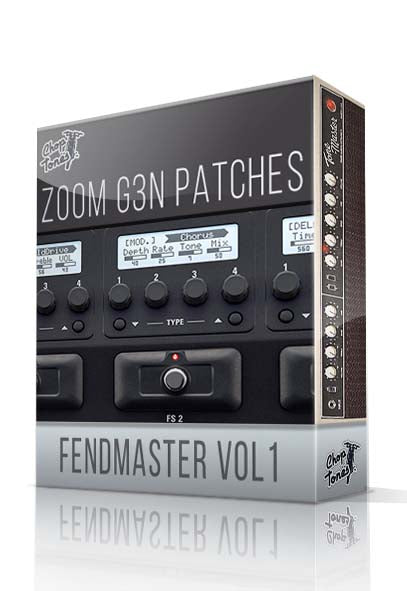 FendMaster vol.1 for G3n/G3Xn - ChopTones