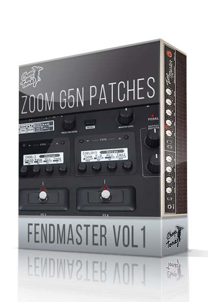 FendMaster vol.1 for G5n - ChopTones