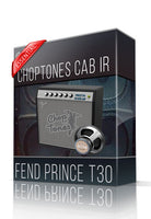 Fend Prince T30 Essential Cabinet IR - ChopTones