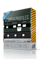 Fend Selection Vol.1 Just Play Kemper Profiles - ChopTones