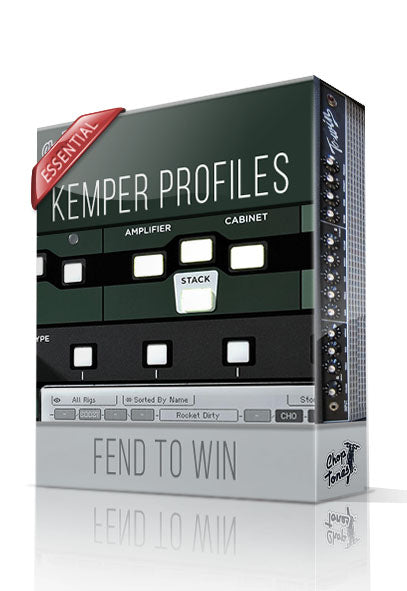 Fend To Win Essential Profiles - ChopTones