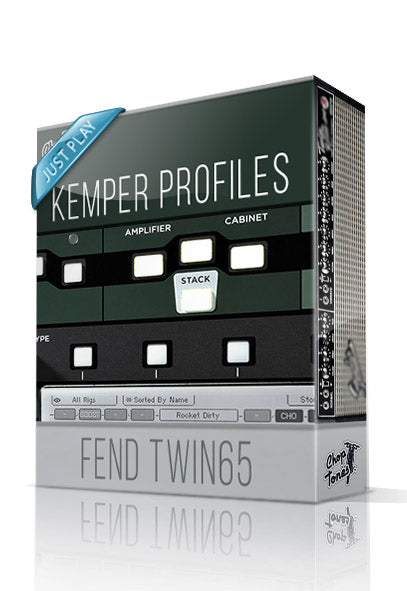 Fend Twin65 Just Play Kemper Profiles - ChopTones