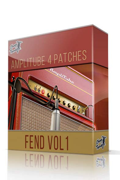 Fend vol.1 for Amplitube 4