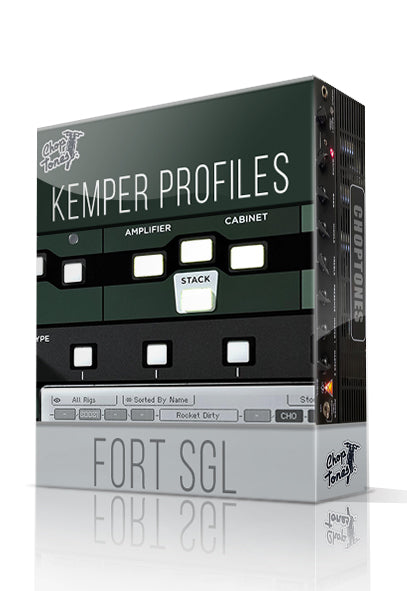 Fort SGL Kemper Profiles - ChopTones