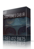 Fried 412 BM75 Cabinet IR - ChopTones