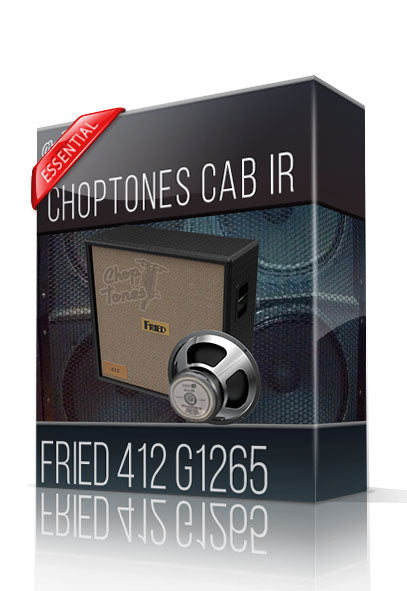 Fried 412 G1265 Essential Cabinet IR - ChopTones