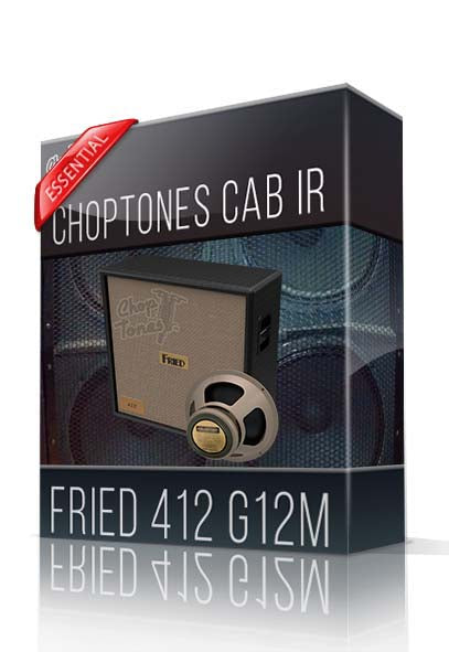 Fried 412 G12M Essential Cabinet IR - ChopTones