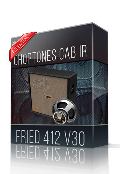 Fried 412 V30 Essential Cabinet IR - ChopTones
