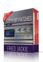 Fried Jackie Amp Pack for DNAfx GiT