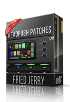 Fried Jerry Amp Pack for Headrush