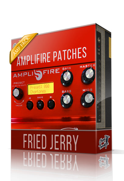 Fried Jerry Amp Pack for Atomic Amplifire