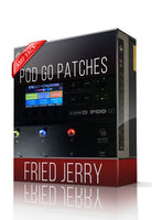 Fried Jerry Amp Pack for POD Go