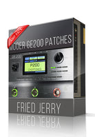 Fried Jerry Amp Pack for GE200 - ChopTones