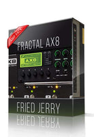 Fried Jerry Amp Pack for AX8 - ChopTones